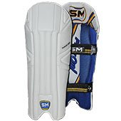 SM Players Pride Cricket Wicket Keeping Leg Guard