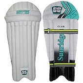 SS Club Wicket Keeping Leg Guard
