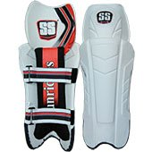 SS Flexi Pro Wicket Keeping Leg Guard