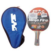 Stag Ninja Fire Table Tennis Racket