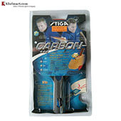 Stiga Carbon CR Table Tennis Racket
