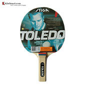 Stiga Toledo Table Tennis Racket