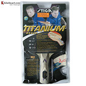 Stiga Titanium Table Tennis Racket
