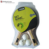 Combo of Stiga Sonic Table Tennis Racket