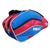 Thrax C1 Max Badminton Kit Bag Red and Blue