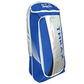 Thrax CX01 Pro Badminton Kit Bag Blue and White