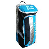 Thrax CX01 Pro Badminton Kit Bag Blue and Black