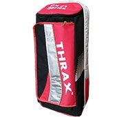 Thrax CX01 Pro Badminton Kit Bag Red and Black