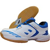 THRAX C1 Max  Table Tennis Shoes White and Blue