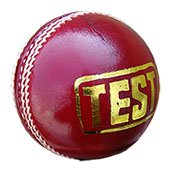 Thrax Test 6 Wire Red Cricket Ball 18 Ball Set