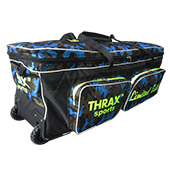 Thrax Limited Edition Cricket Kit Bag Camo Blue