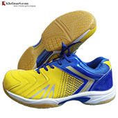 THRAX Astra Table Tennis Shoes Yellow