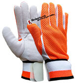 Thrax EVO SPEEC 1.0 Cricket Wicket Keeping Inner Gloves Colour Orange