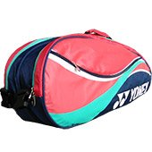 YONEX SUNR WP11TK BT6S Badminton Kit Bag Red Navy Blue